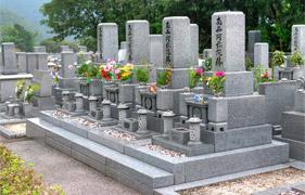 お墓で損をしないために